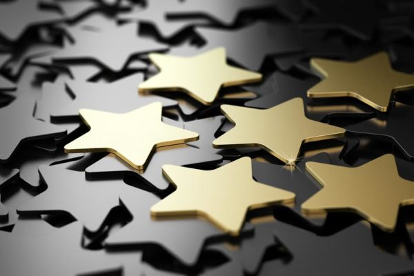 Three cheers for awards season!