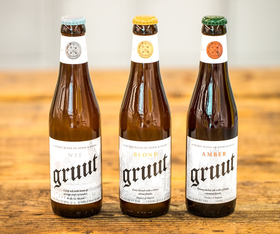 From Belgium to Britain: A craft beer rebrand